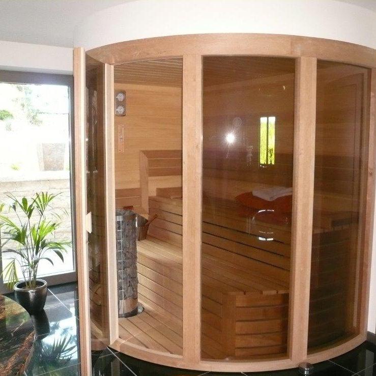Indoor Inua Sauna