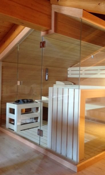Indoor Inua Sauna